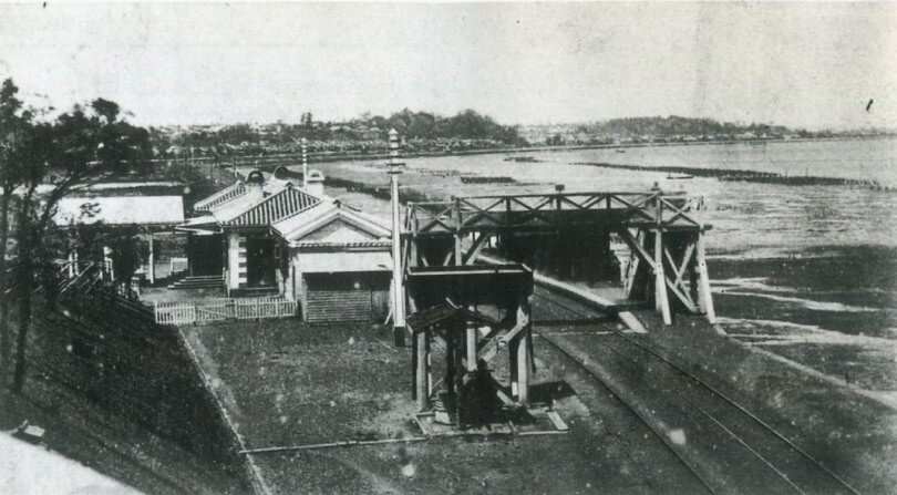 shinagawa_station_in_early_meiji_era1